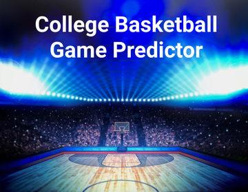 College Basketball Game Predictor | Evolytics